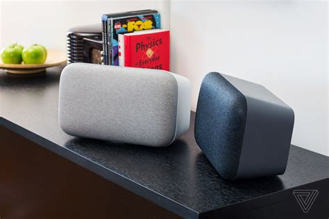 max smart home look at home mini and max the verge