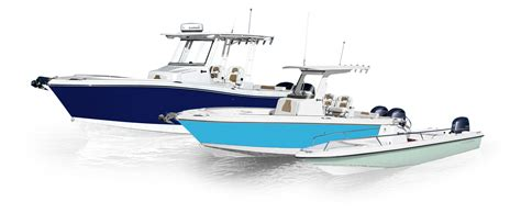Edgewater Bay Boats by Unsinkable Center Console Boats Edgewater Boats