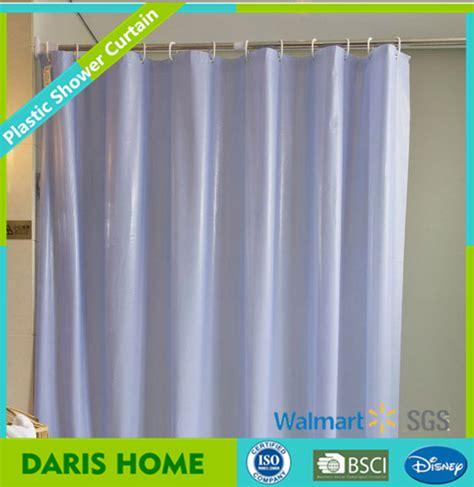 pvc shower curtain rod covers plastic bathroom curtains