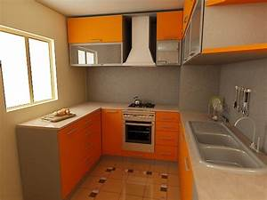 interior design ideas for a small kitchen With small house kitchen interior design