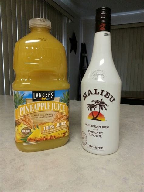 Both always have at least 1 bottle of coconut rum on their table. Top 20 Malibu Coconut Rum Drinks - Best Recipes Ever