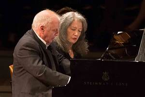 Martha Argerich and Daniel Barenboim - Two of the most ...