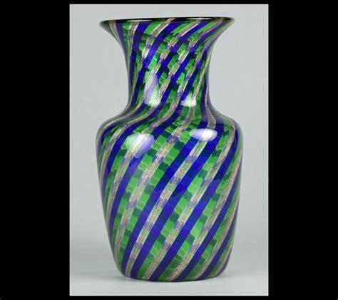 Fine Italian Hand Blown Art Glass Vase With Ribbon Designs. White Dallas Granite. Small Wine Racks. Kitchen Remodeling Contractor. Kitchen Ladder. Foyer Lantern. Mirror Columns. Modern Handrail. Grey Tile Backsplash