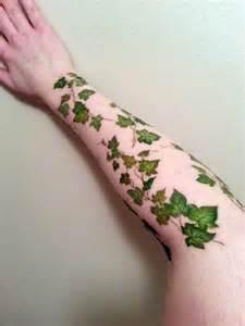 Ivy Vine Tattoo Arm Wrap Tattoo Sleeve Tattoo by ...