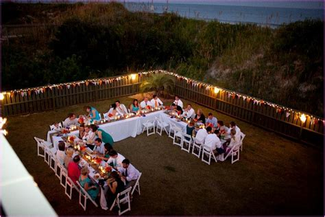 Backyard Wedding Ideas For Summer New With Images Of