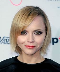 Christina Ricci Hairstyles in 2018