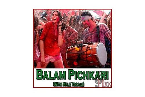 balam pichkari mp3 song free download rkmania