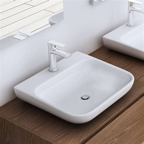 resin sinks bathrooms german engineered durovin bathroom solid resin white 14199