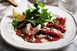 Classic Beef Carpaccio Recipes Au
