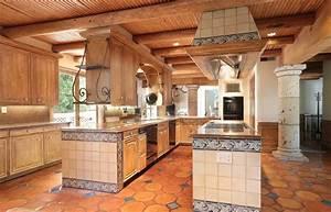 23 Beautiful Spanish Style Kitchens (Design Ideas