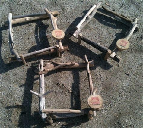 fabrication de cadre en bois flott 233 pour silver