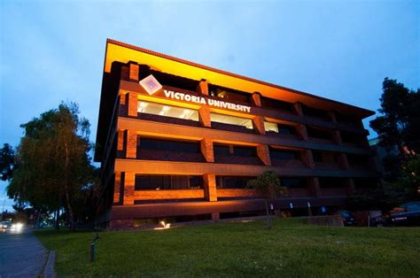 security  campus victoria university melbourne australia