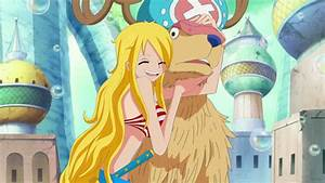 Stella and Chopper after 2 Years (One Piece Oc) by ...