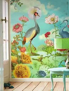 pip studio vlies wandbild 341099 kiss the frog 280 x 186 With markise balkon mit tapeten pip studio design