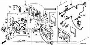 Honda Eu1000i A2  A Generator  Jpn  Vin  Ezga