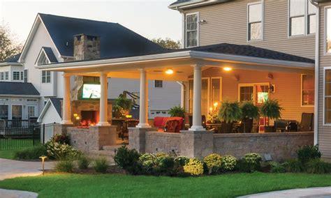 bucks county porches porch design ideas  richboro pa