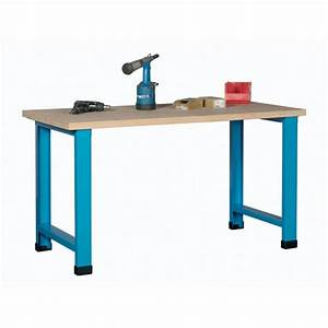 Etabli D Atelier : etabli d 39 atelier etablis acier axess industries ~ Edinachiropracticcenter.com Idées de Décoration