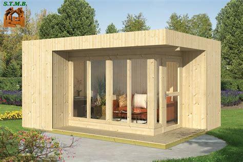 le bureau de jardin modulaire en bois stmb construction