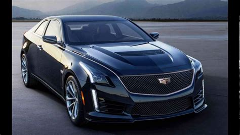 2018 Cadillac Cts V Coupe Leak 1280 X 720  Auto Car Update