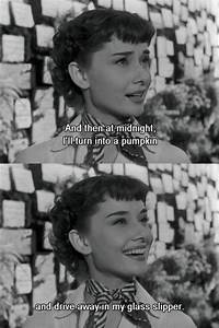 All The Days Or... Audrey Hepburn Rome Quotes