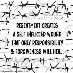 8 best images about Resentment quotes on Pinterest ...