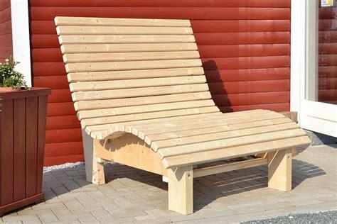 Relaxliege Garten Holz  Bestseller Shop Für Möbel Und
