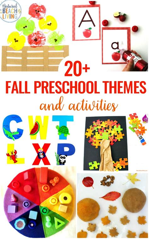 20 september preschool themes with lesson plans and 987 | fall preschool themes activities september