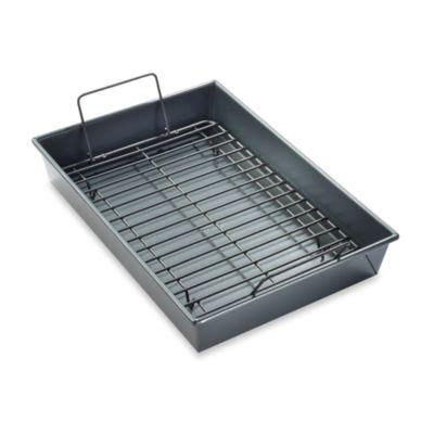 baking pan rack buy baking rack from bed bath beyond