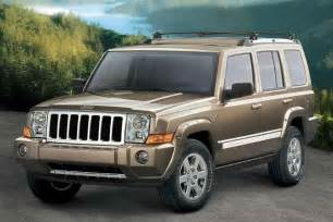 2007 jeep grand laredo mpg jeep commander 3 0 crd 2007 fiche technique auto