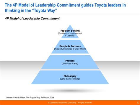 lean management frameworks  operational excellence