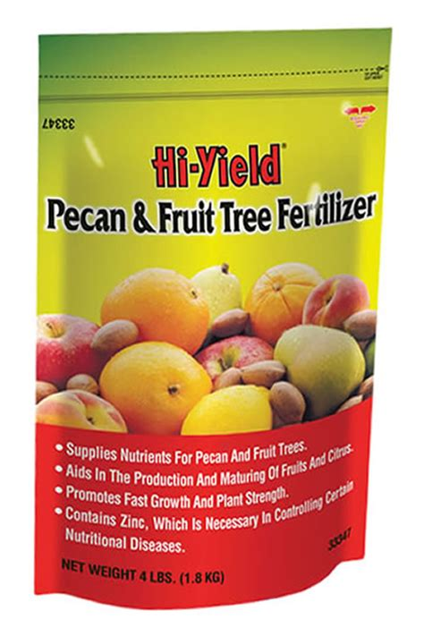 Buy Hiyield Pecan And Fruit Tree Fertilizer 1244 For