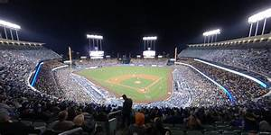 Infield Reserve 3 At Dodger Stadium Rateyourseats Com