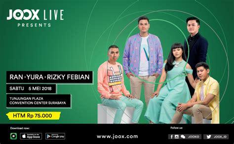 Joox Live Concert Surabaya