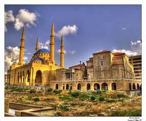 Layers Of Lebanon The Rafik Hariri Mosque
