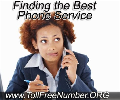 best phone service finding the best phone service