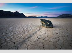 Is Visiting the Racetrack Playa in Death Valley Worth It?