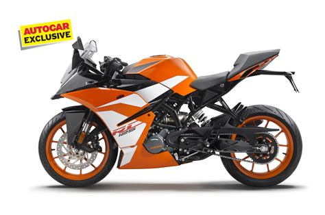 ktm rc 125 auspuff ktm rc 125 deliveries will start in july 2019 autocar india
