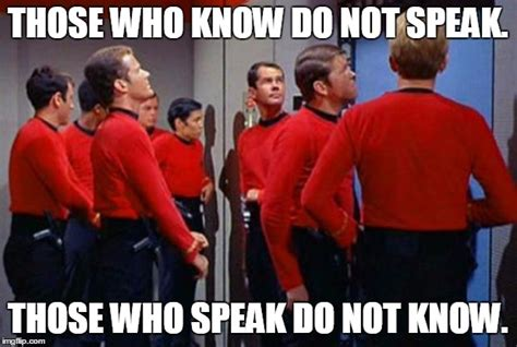 Redshirt Meme - star trek red shirts imgflip