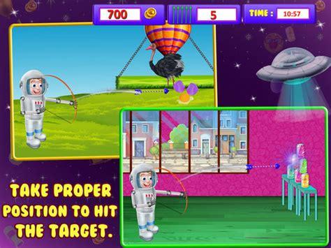 Kids Archery Target (games