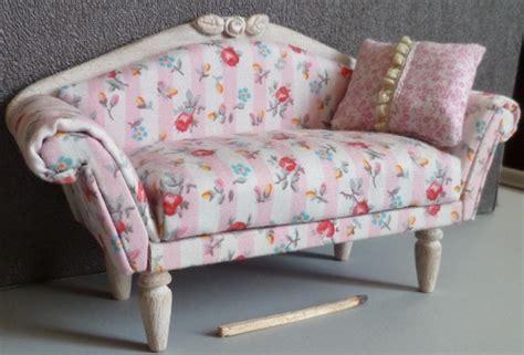photos canapé anglais fleuri