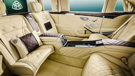 811 burmester 3d high end sound system. 2019 MAYBACH S600 Pullman - INSIDE THE WORLD'S MOST ...