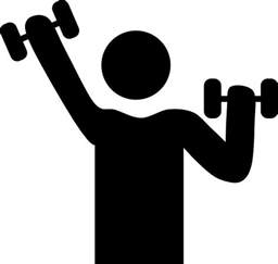 Exercise Fitness Clip Art Free
