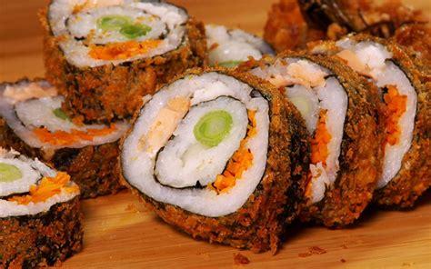 cuisiner un r i de porc sushis cuisiner un ricardo