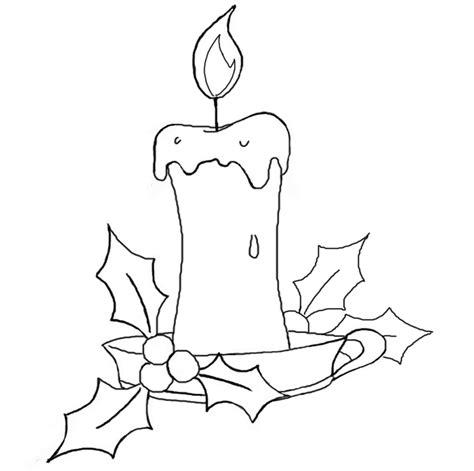 disegni di candele natalizie candela e agrifoglio presepe forum stare candele di