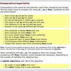 17 Best Images About Comparatives And Superlatives On Pinterest  Problem Solving, Grammar