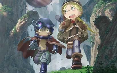 Abyss Reg Anime Rico Characters Manga Wallpapers