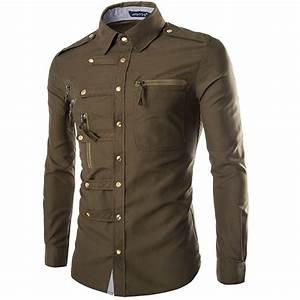 100% Cotton Fashion Men's British shirt Top 2015 Man Shirt ...