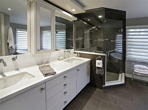 Bathroom With A Spa Theme  Misani Custom Design