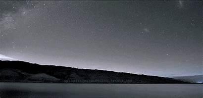 Gifs Sky Midnight Shooting Stars Night Moving