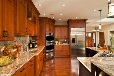 heartwarming traditional kitchen designs   apply